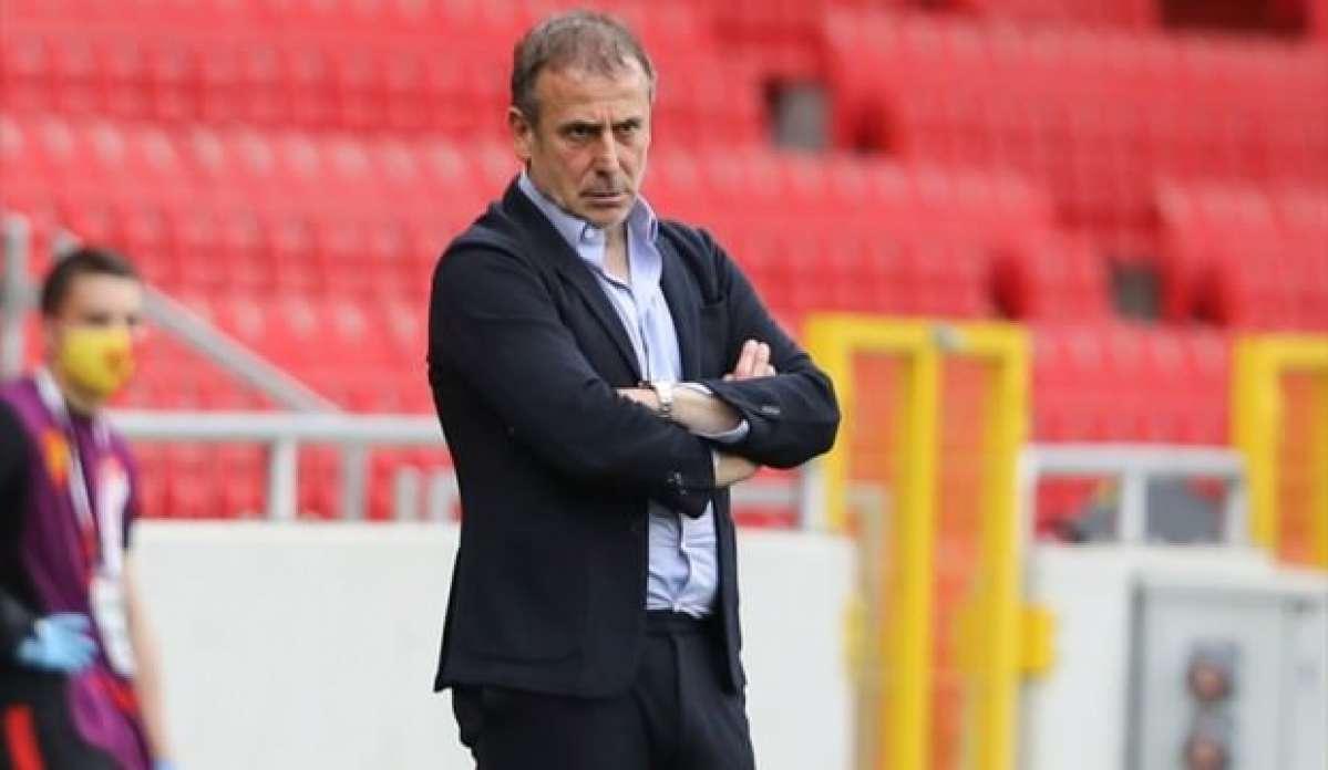 Abdullah Avcı: Trabzonspor'un Avrupa'da olması gerekiyor