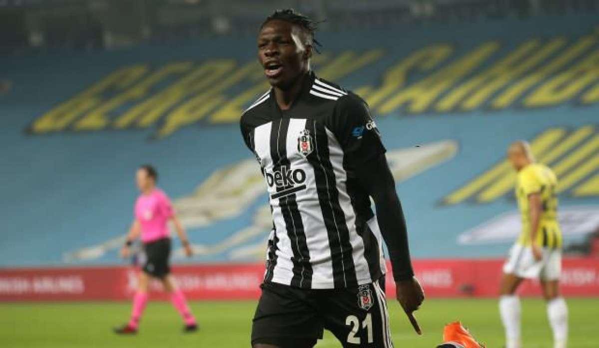Anderlecht, N'Sakala için Beşiktaş'a teklif yaptı!