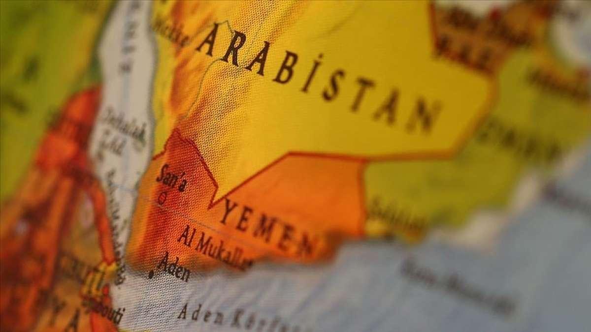 Arap koalisyonu: Yemen'deki Husilerin Suudi Arabistan'a gönderdiği bomba yüklü İHA imha ed