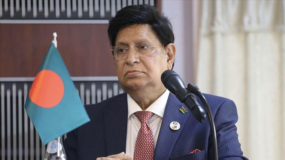 Bangladeş, İsrail'in Mescid-i Aksa'da ibadet edenlere yönelik saldırısını kınadı
