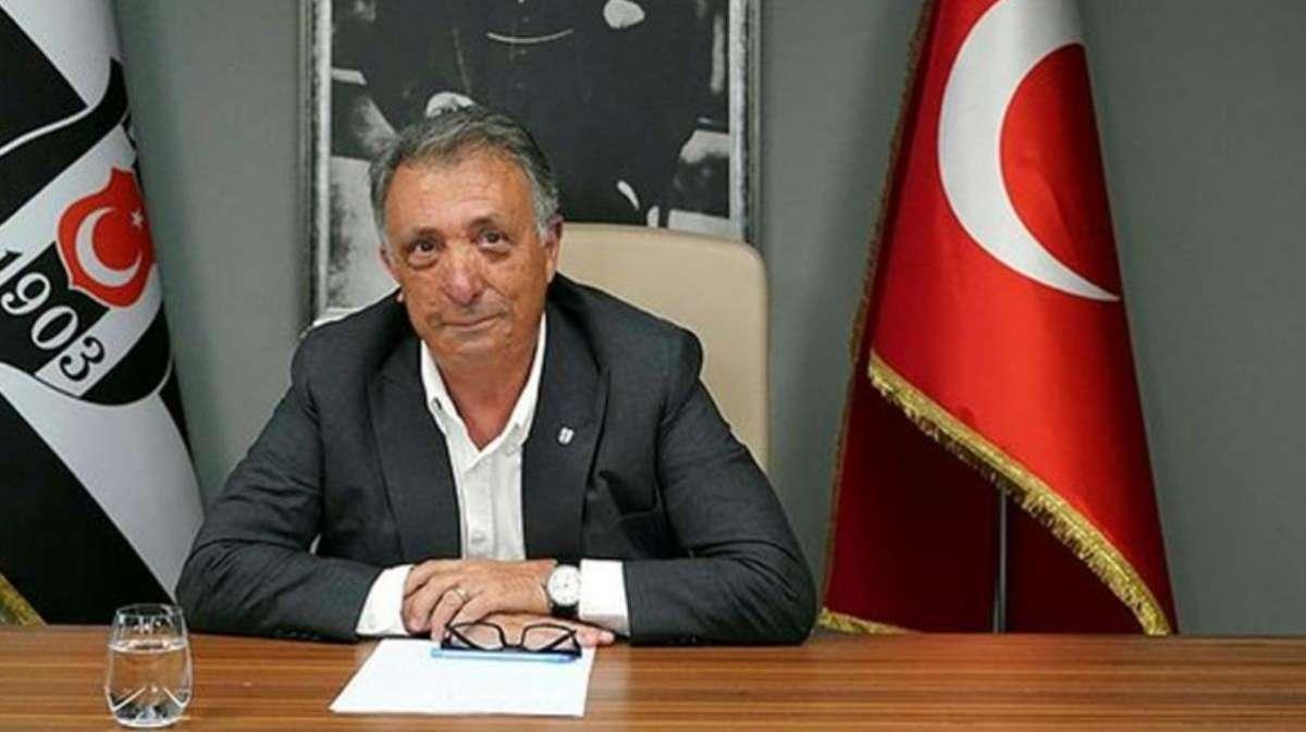 Beşiktaş Başkanı Çebi'nin talepleri şaşırttı! Açık açık TFF'den torpil istedi