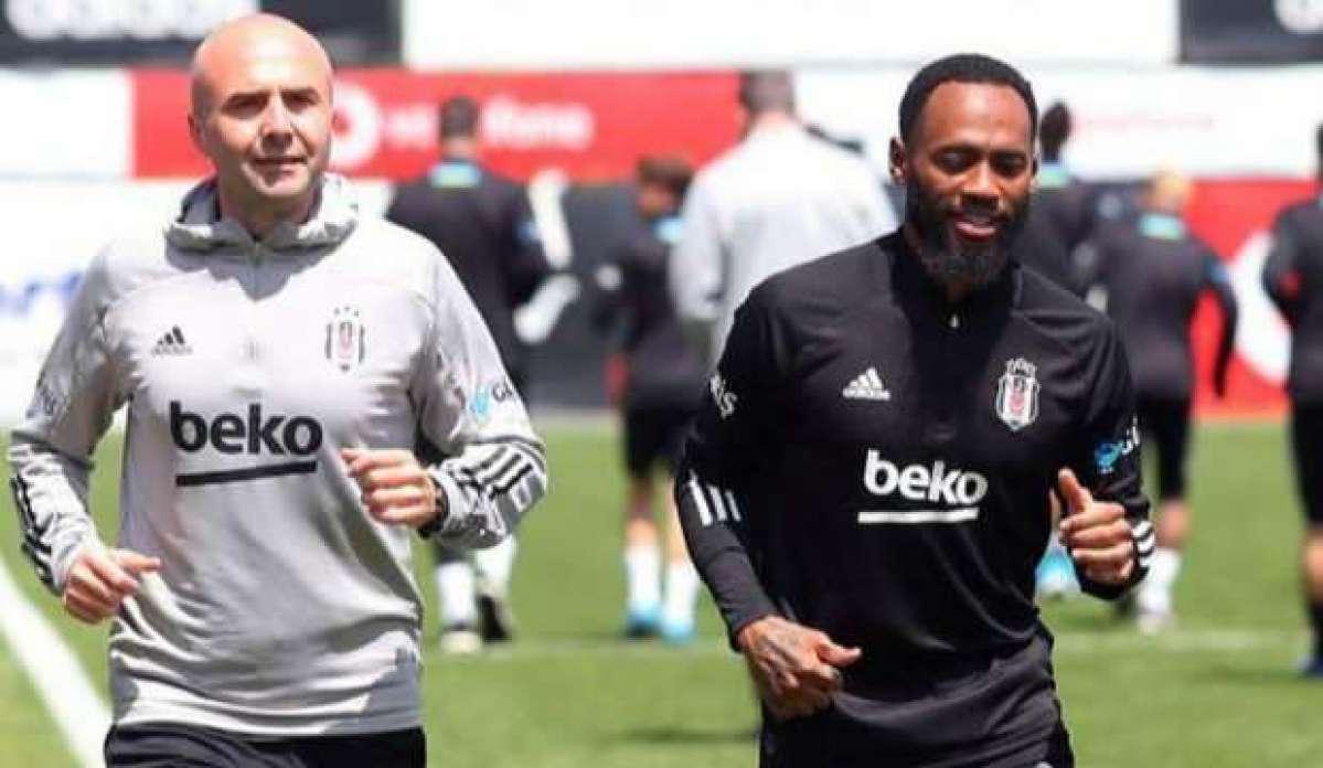 Beşiktaş'a N'Koudou'dan müjdeli haber!