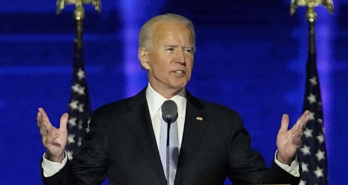 Biden'dan Mayıs ayı istihdam raporu değerlendirmesi: 'Tarihi bir ilerleme'