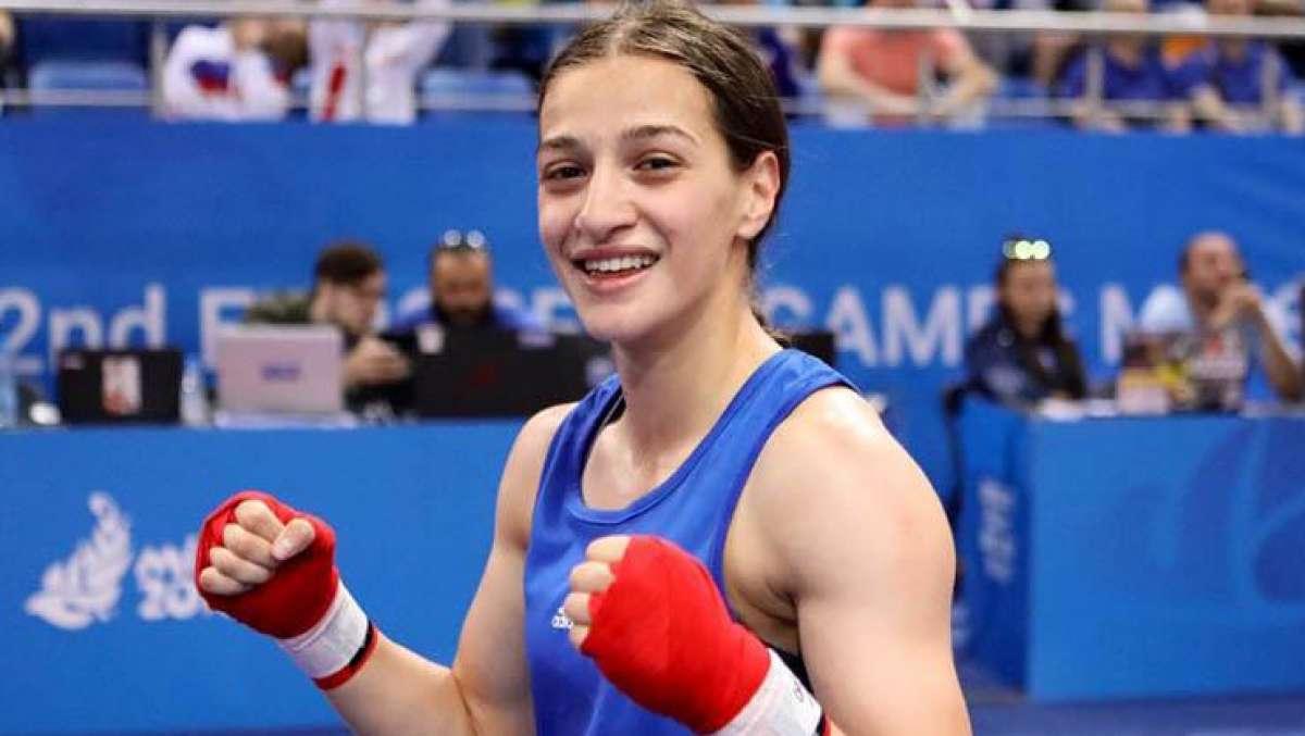 Buse Naz Çakıroğlu Olimpiyat biletini kaptı