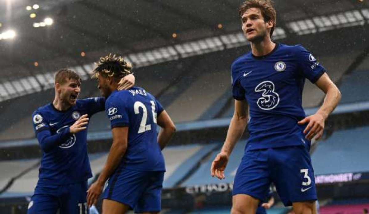 Chelsea, Manchester City'i 2-1 yendi