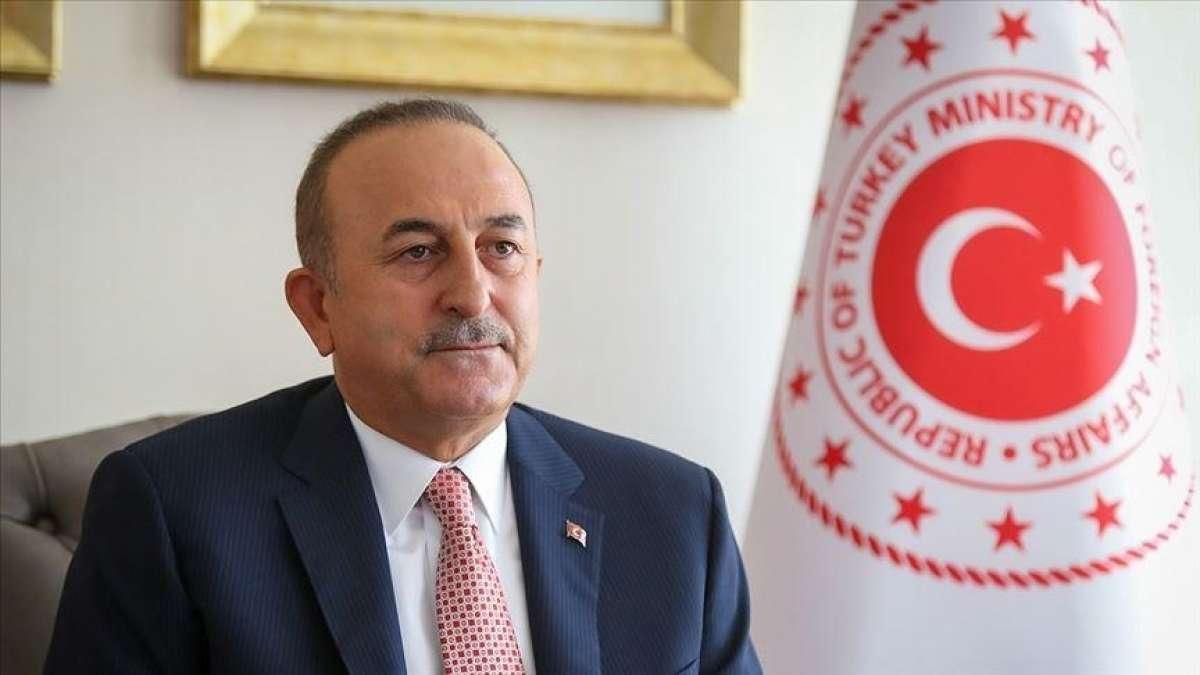 Dışişleri Bakanı Çavuşoğlu, 6-7 Haziran'da Fransa'yı ziyaret edecek