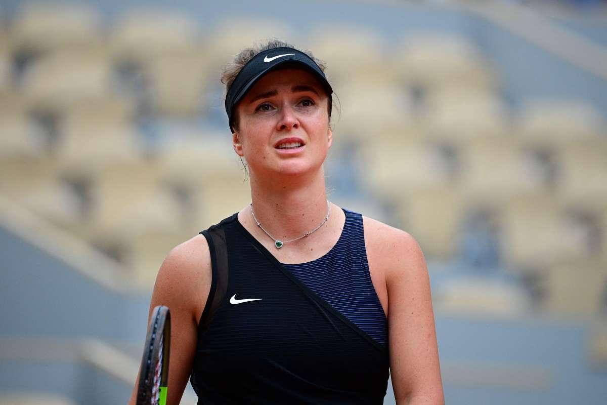 Elina Svitolina, Fransa Açık'a 3. turda veda etti