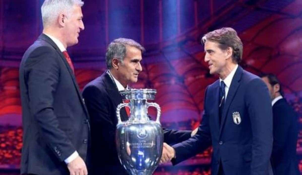 Euro 2020'de en yaşlı teknik direktör: Şenol Güneş