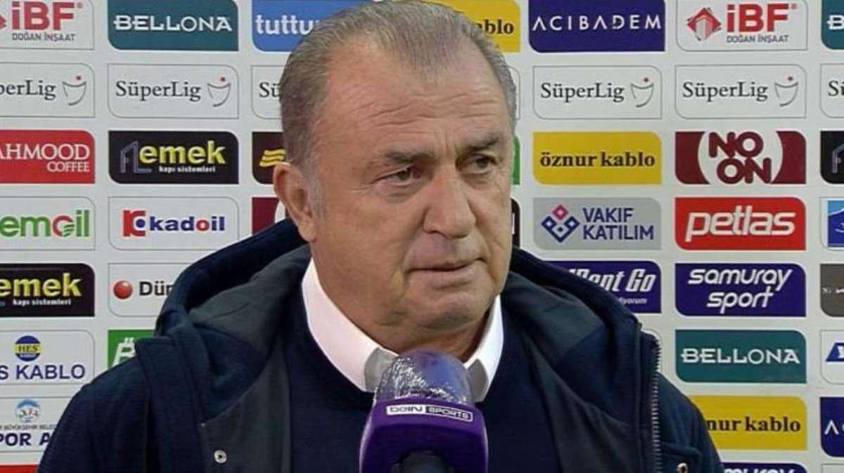 Fatih Terim'den derbi öncesi itiraf: Ben finallere alışığım da oyuncularım değil