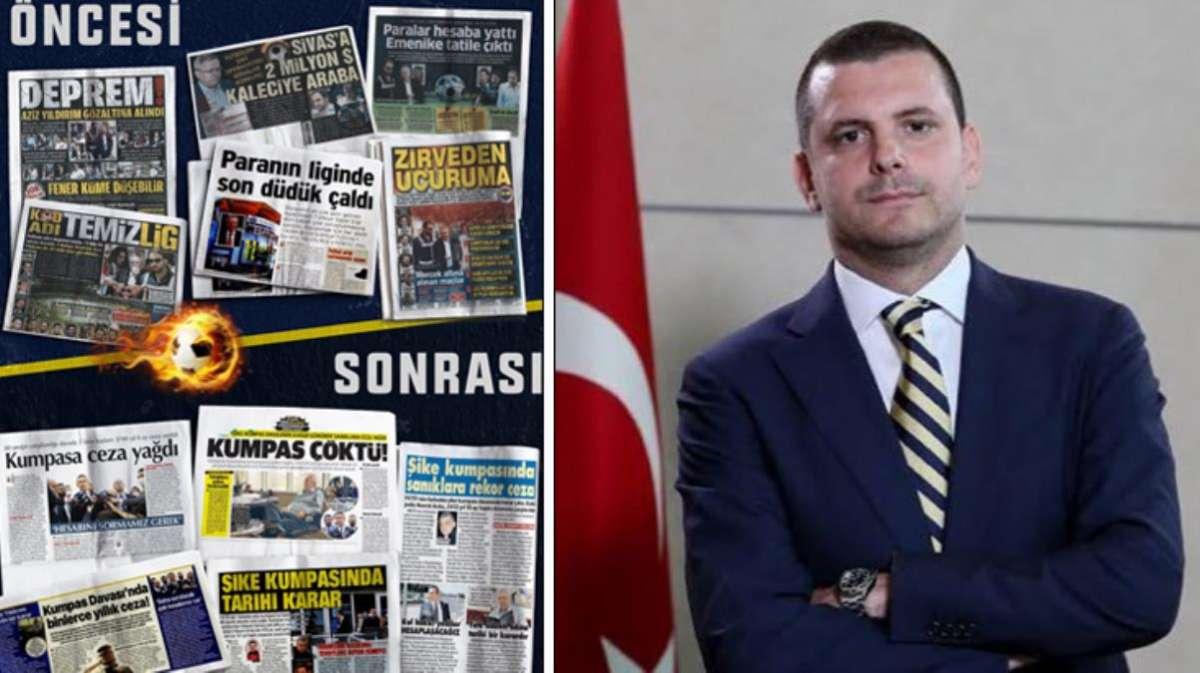 F.Bahçe basını bombaladı! Yönetici Metin Sipahioğlu, küfürden bile ağır sözlerle medyayı hedef aldı