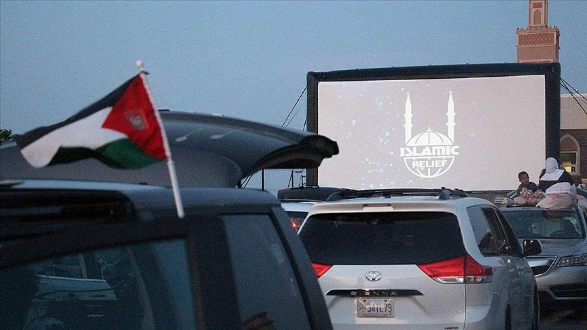 Filistin'de yaşananları anlatan 'El-Aksa'da Bir Gece' filmi Kanada'da gösterime girdi