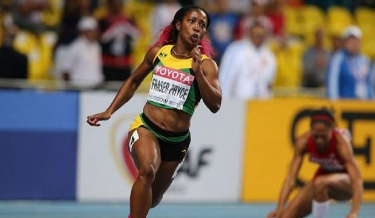 Fraser-Pryce, tarihin en hızlı 2. kadını oldu