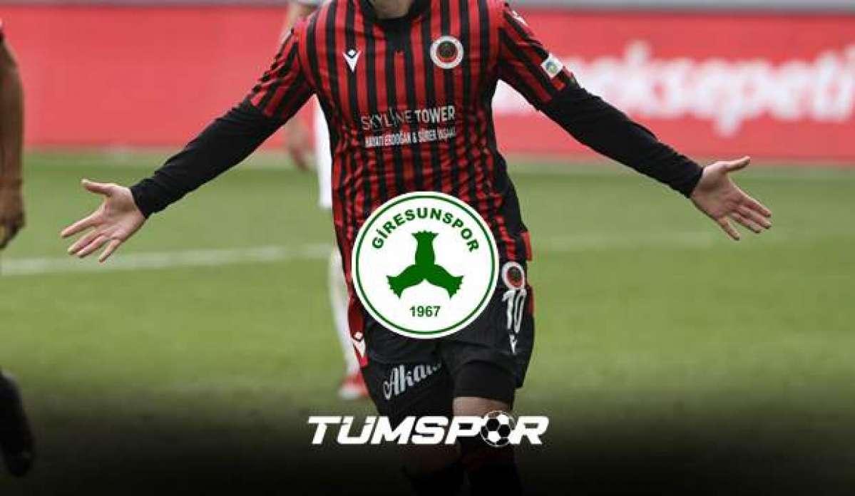 Giresunspor tecrübeli oyuncunun peşinde... 5 Haziran Giresunspor transfer haberleri!