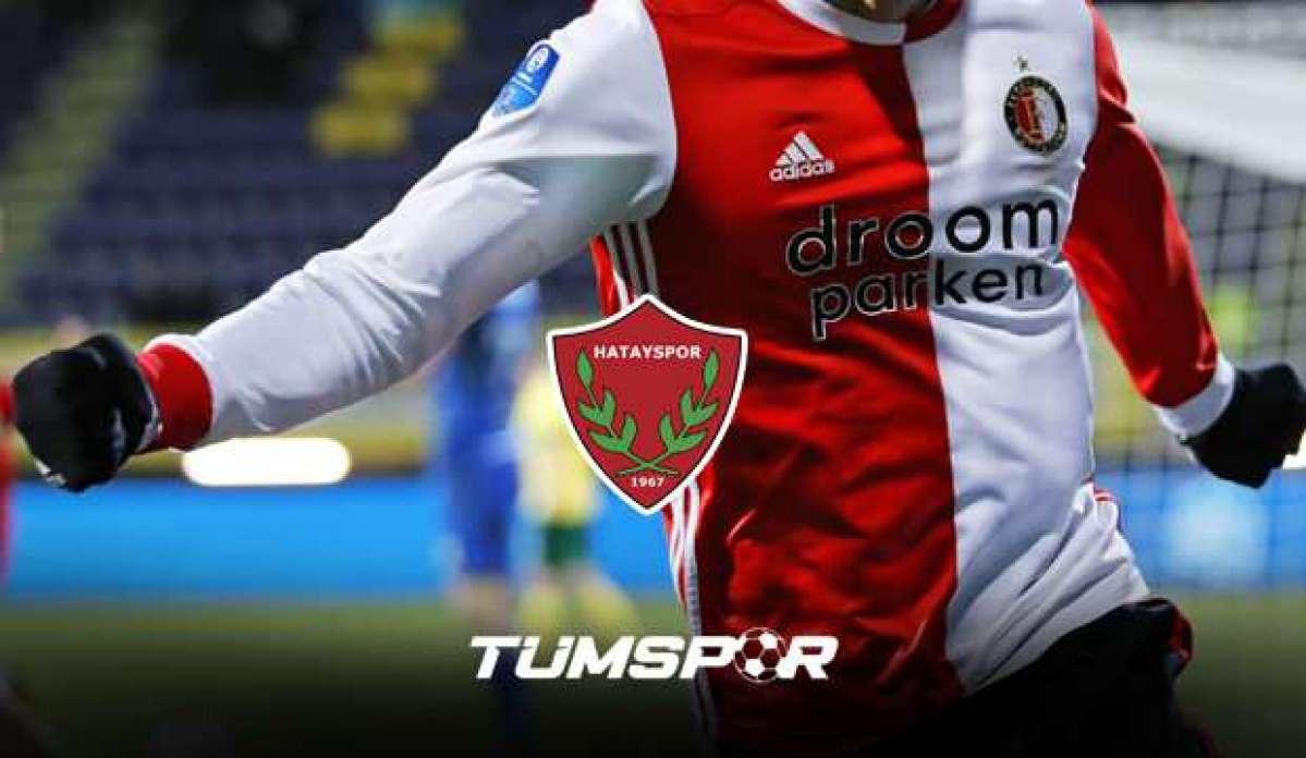 Hatayspor'a Hollanda'dan Brezilyalı savunmacı... 5 Haziran Hatayspor transfer haberleri!