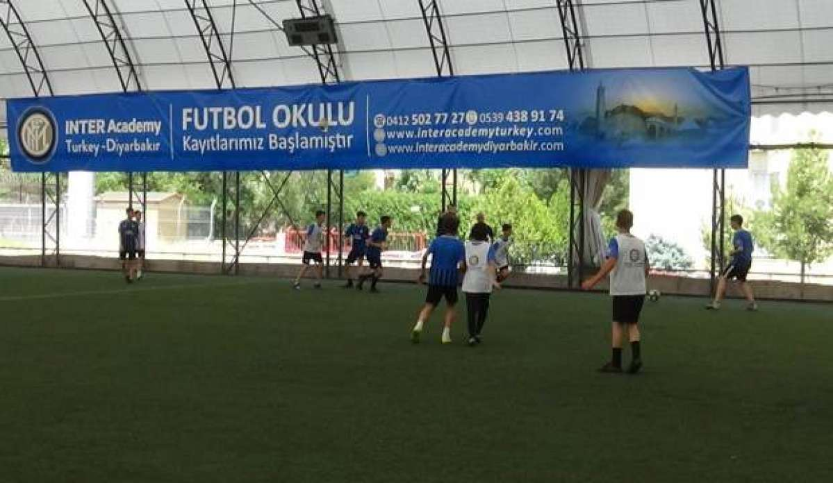 Inter Akademi, Türkiye'deki ikinci akademisini Diyarbakır'da açtı