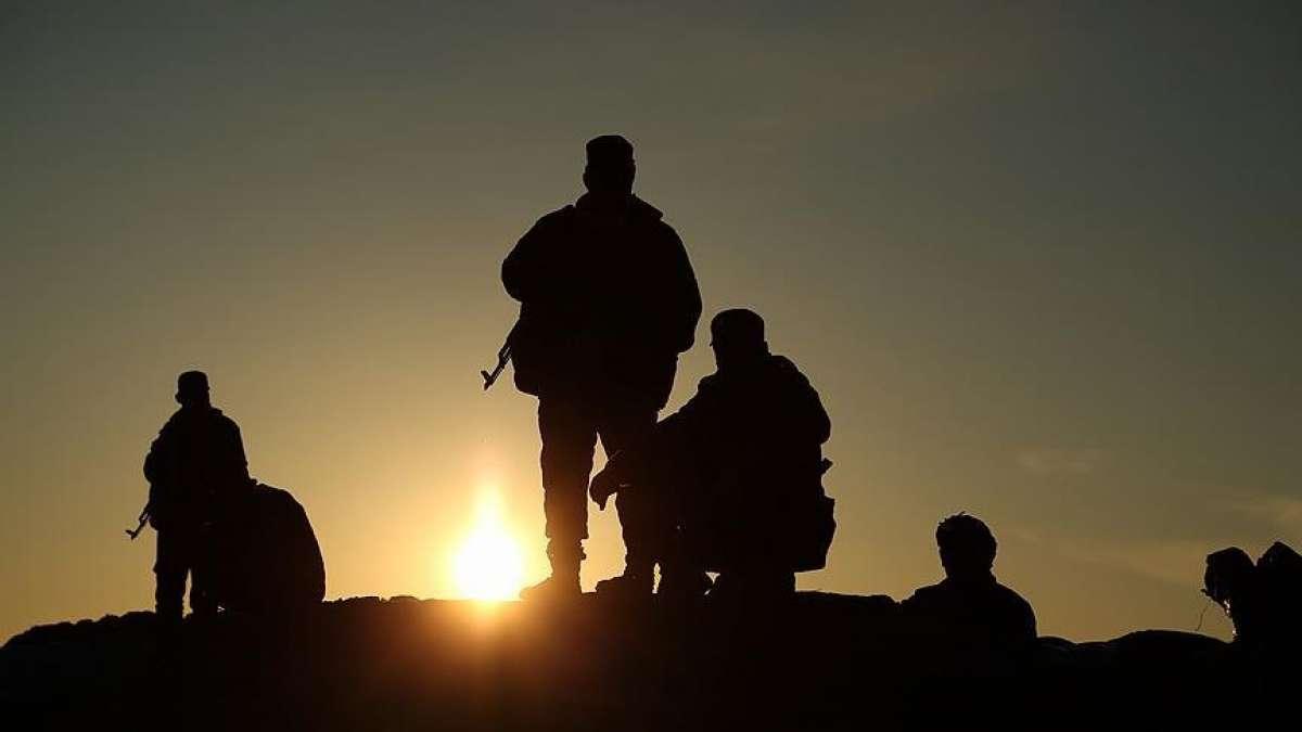 Irak ordusu, PKK'nın Peşmerge güçlerine saldırısına tepki gösterdi