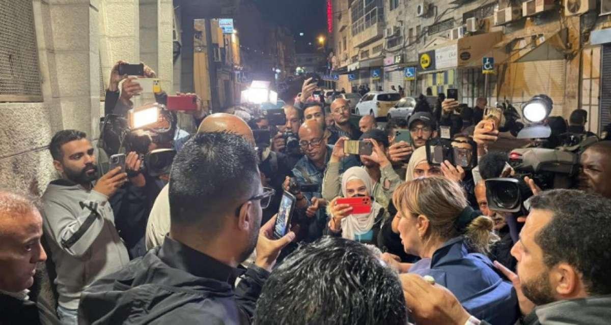 İsrail, Al-Jazeera muhabirini serbest bıraktı