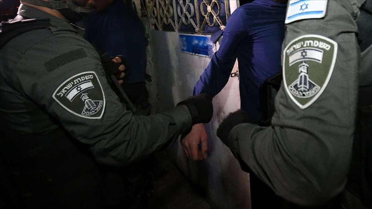 İsrail güçleri Şeyh Cerrah Mahallesi'nde yaşananları duyuran Filistinli aktivisti gözaltına ald