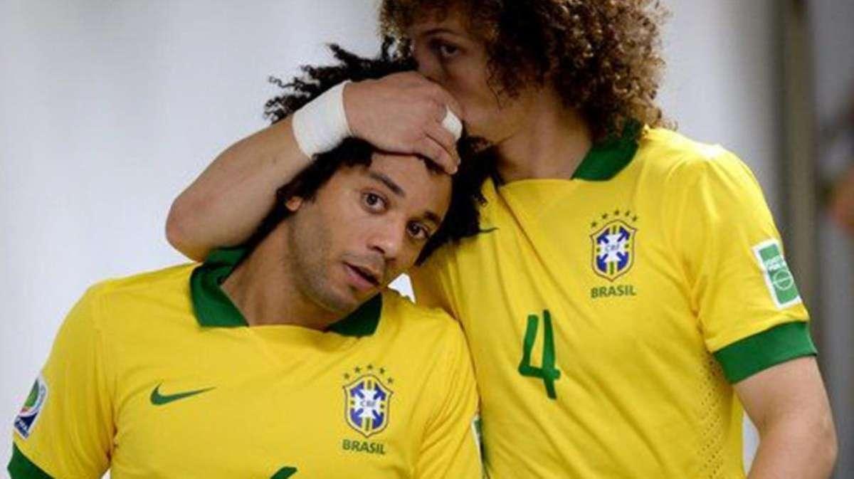 Kadıköy'de yeniden samba zamanı! David Luiz ve Marcelo, Fenerbahçe'ye çok yakın