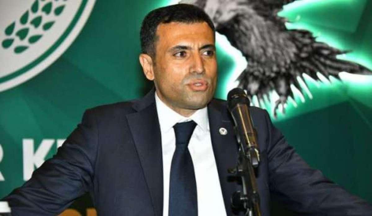 Konyaspor'un yeni başkanı Fatih Özgökçen oldu