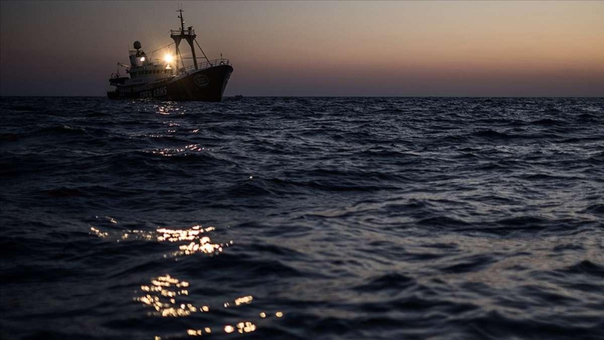 Libya açıklarında son iki günde 1000'den fazla düzensiz göçmen yakalandı