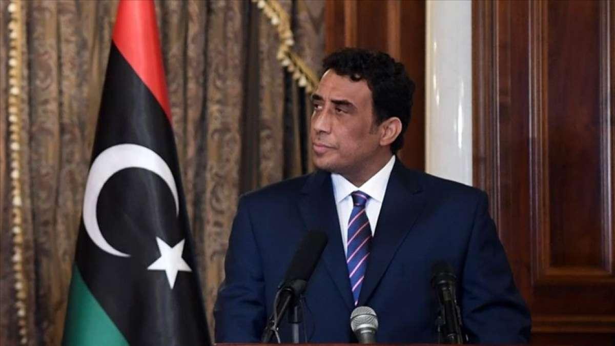 Libya Başkanlık Konseyi Başkanı, Abu Dabi Veliaht Prensi'yle Libya'daki siyasi durumu görü