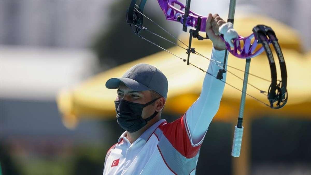 Milli okçu Yakup Yıldız makaralı yayda Avrupa şampiyonu oldu