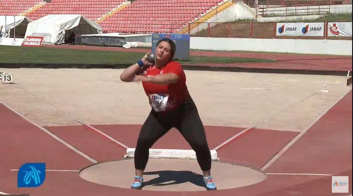 Pınar Akyol, U23 Avrupa şampiyonu oldu!