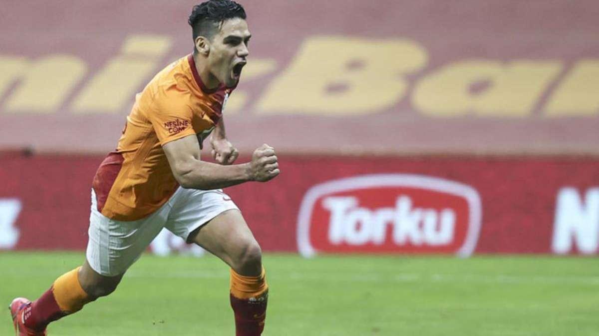 Radamel Falcao, 4 farklı takımın formasıyla Beşiktaş'a gol attı