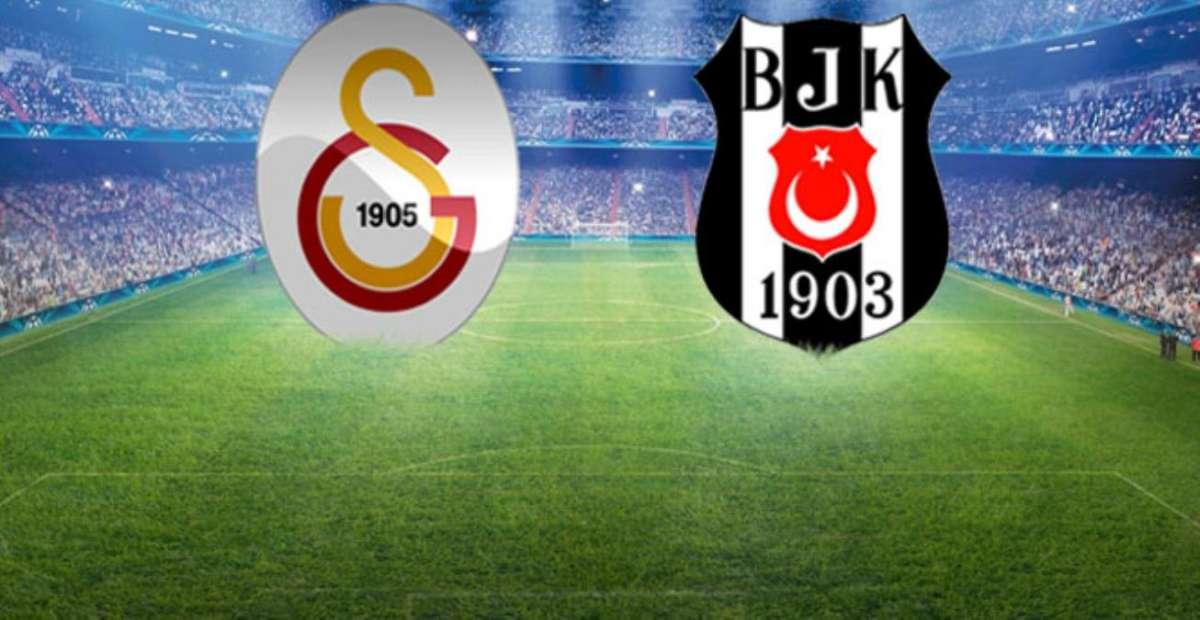 Şampiyonluk düğümünün çözüleceği Galatasaray-Beşiktaş derbisi başladı! Canlı anlatım