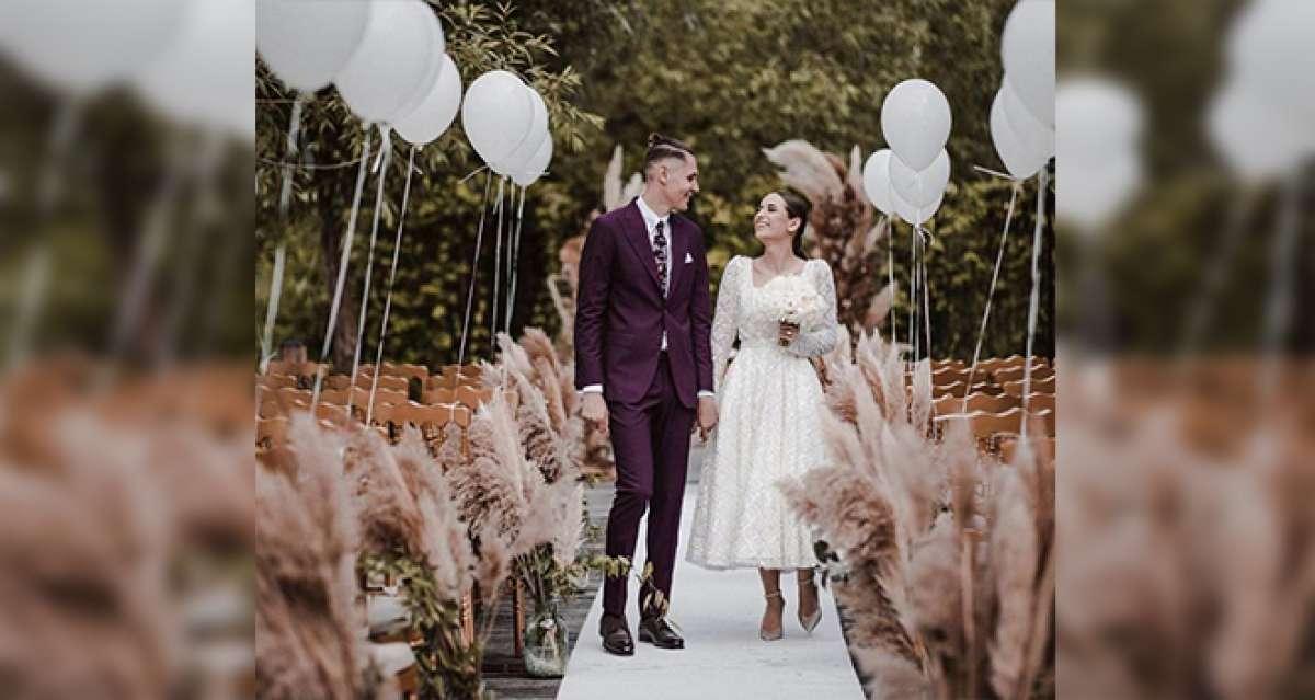 Silviu Lung evlendi