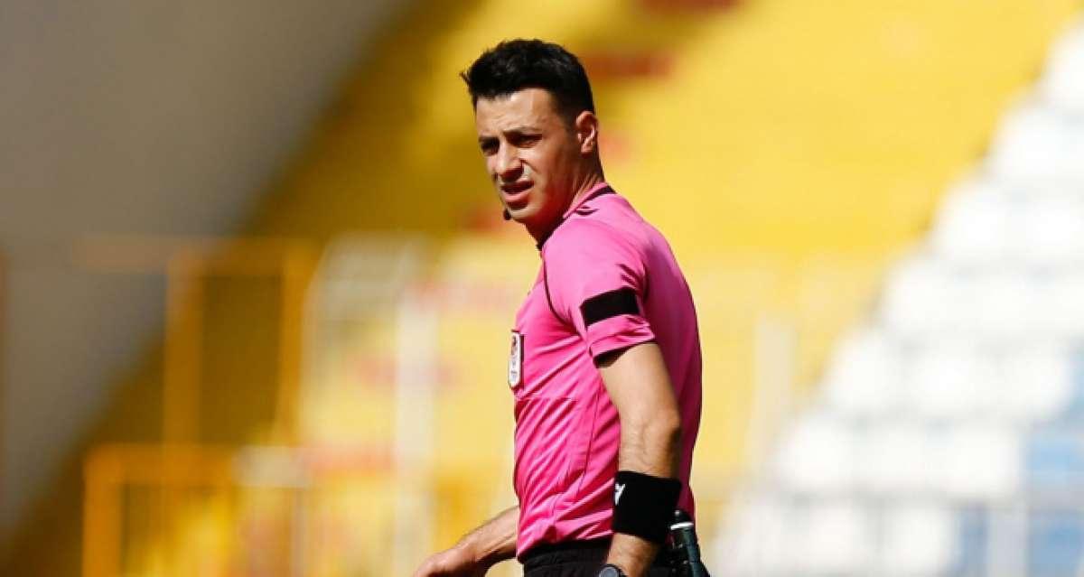 Sivasspor - Başakşehir maçının VAR'ı Ali Şansalan