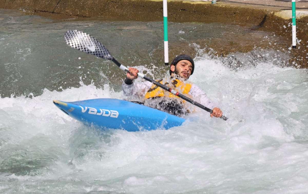 Slalom Türkiye Kupası yarışları, Artvinde başladı