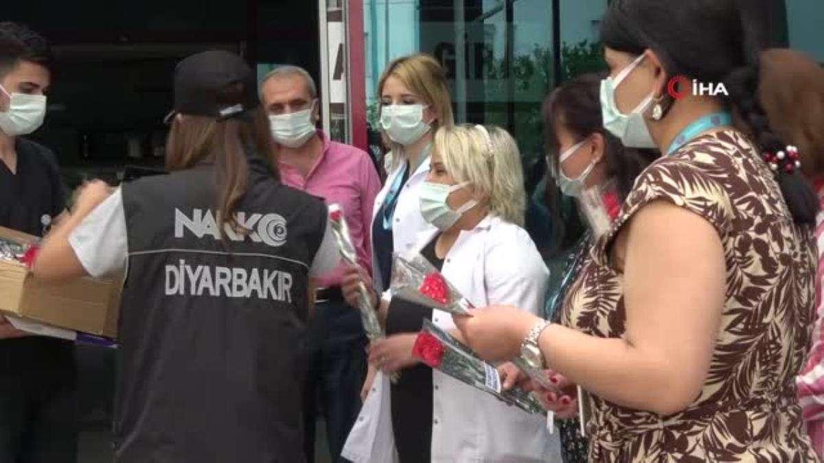 Son dakika: Diyarbakır polisi anneleri unutmadı