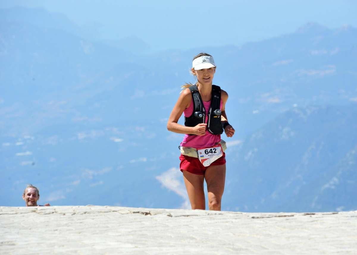 Tahtalı Run To Sky yarışması, Çıralı Plajı'ndan başlandı