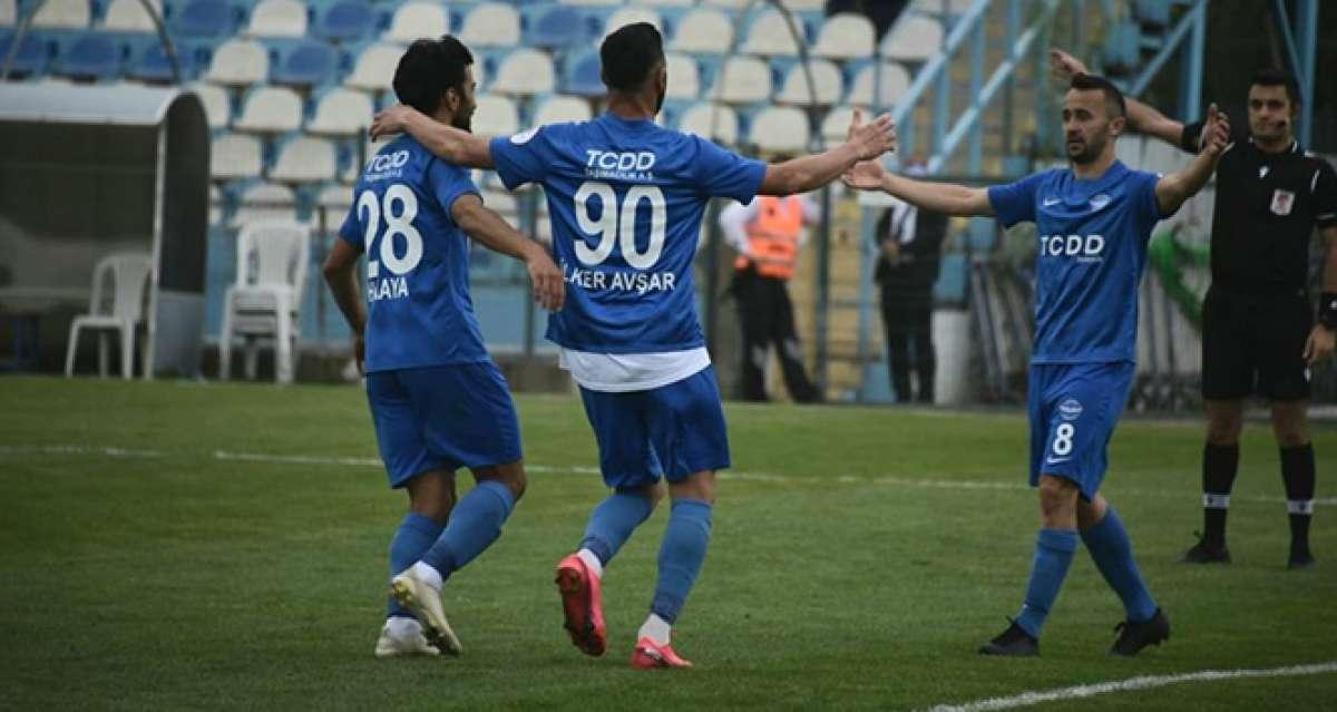 TCDD Ankara Demirspor, Play-off'ta Kocaelispor ile karşılaşacak
