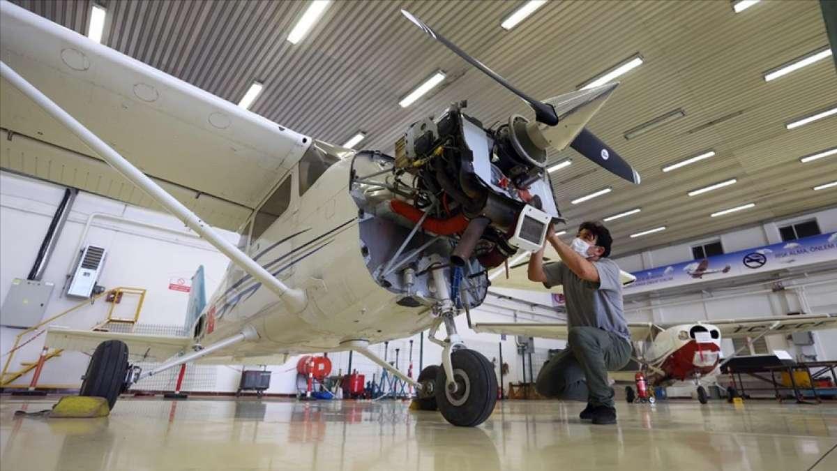 Tesis Güvenlik Belgesi alan THK Teknik AŞ uçak ve helikopter bakımlarını Türkiye'de yapacak