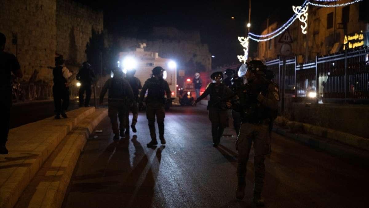 Ürdün İsrail'e Doğu Kudüs'teki ihlalleri nedeniyle protesto notası verdi