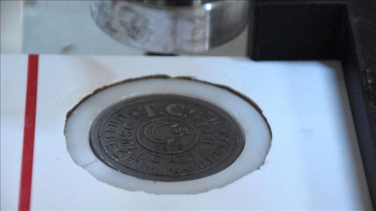 """Bursa'daki meslek lisesi """"HÜRTECH"""" markasıyla otomatik soğuk damga makinesi geliştird"""