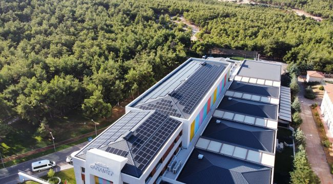 Engelsiz Yaşam Merkezi elektrik ihtiyacını güneş enerjisiyle sağlayacak