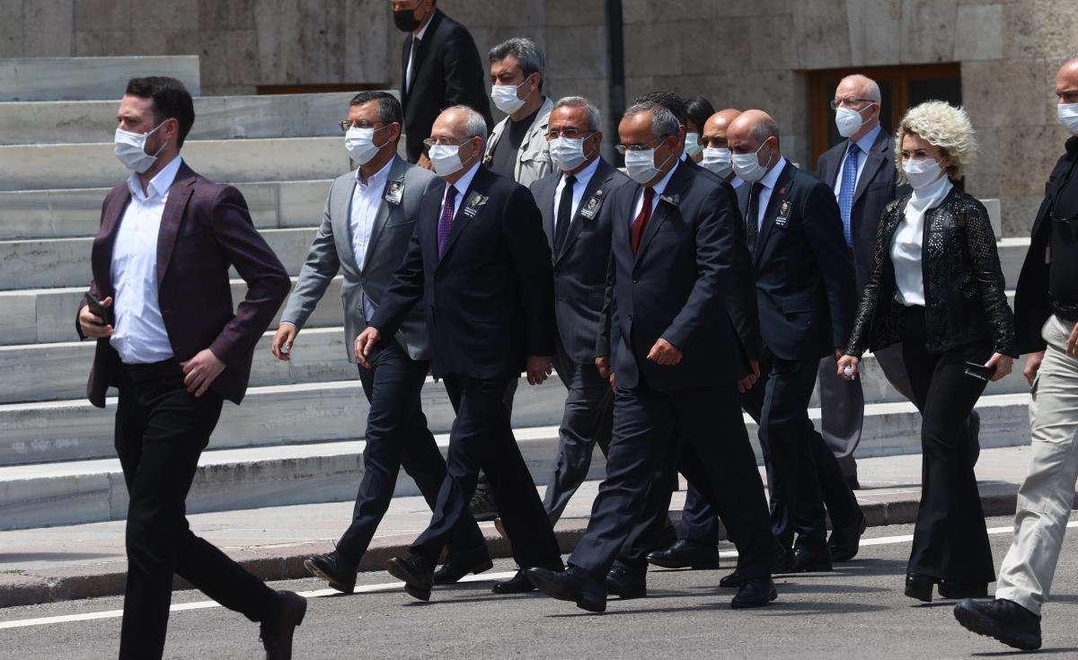 Eski Cumhuriyet Senatosu üyesi Selahattin Babüroğlu için TBMM'de cenaze töreni düzenlendi
