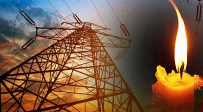 Gaziantep'te yarın birçok bölgede elektrik kesintisi olacak
