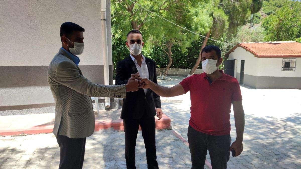 Gaziantep'te muhtarlık seçimi